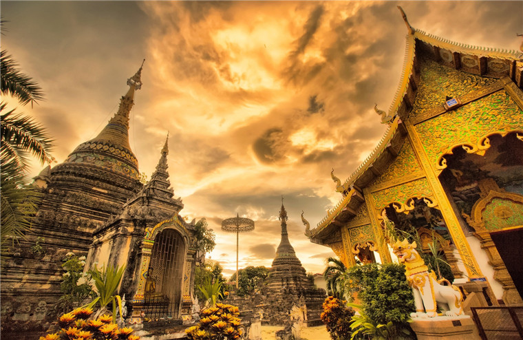 Nexus Holidays - Amazing Thailand & Cambodia 14/16Days